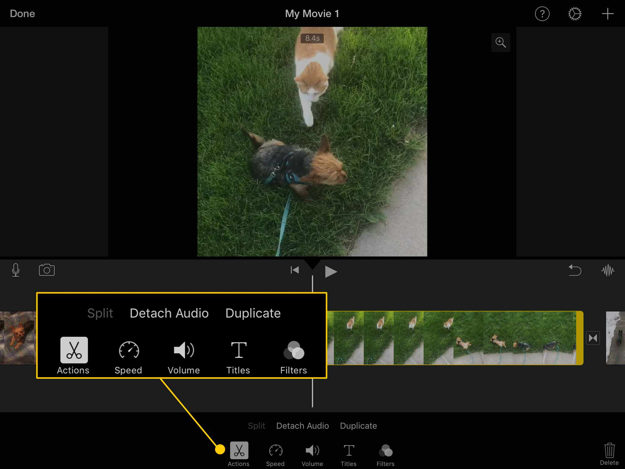How to Splice and Edit Video on the iPad