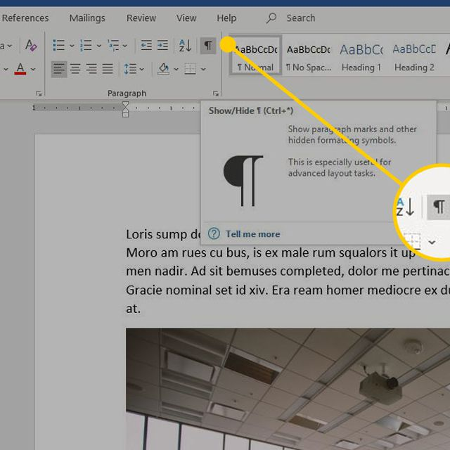 Removing Extra Breaks In Word Doents - Remove Line Spacing In Table Word