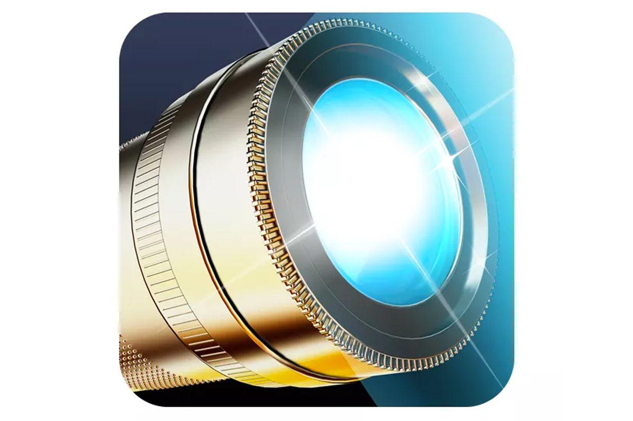 Flashlight HD LED app icon
