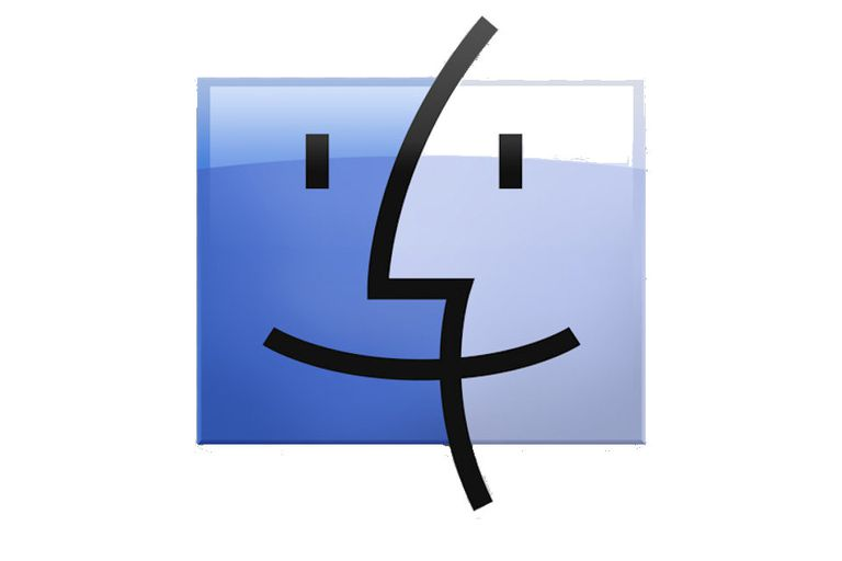 Mac OS finder logo