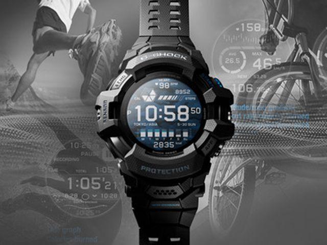 The Casio G-Shock GSW-H1000