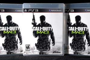 New Video Game, 'Call Of Duty: Modern Warfare 3' Hits Stores On Tuesday