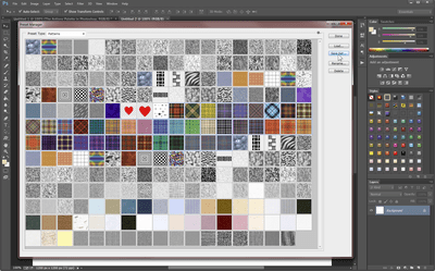 How to Make a Pattern in Photoshop to Use as a Pattern Fill