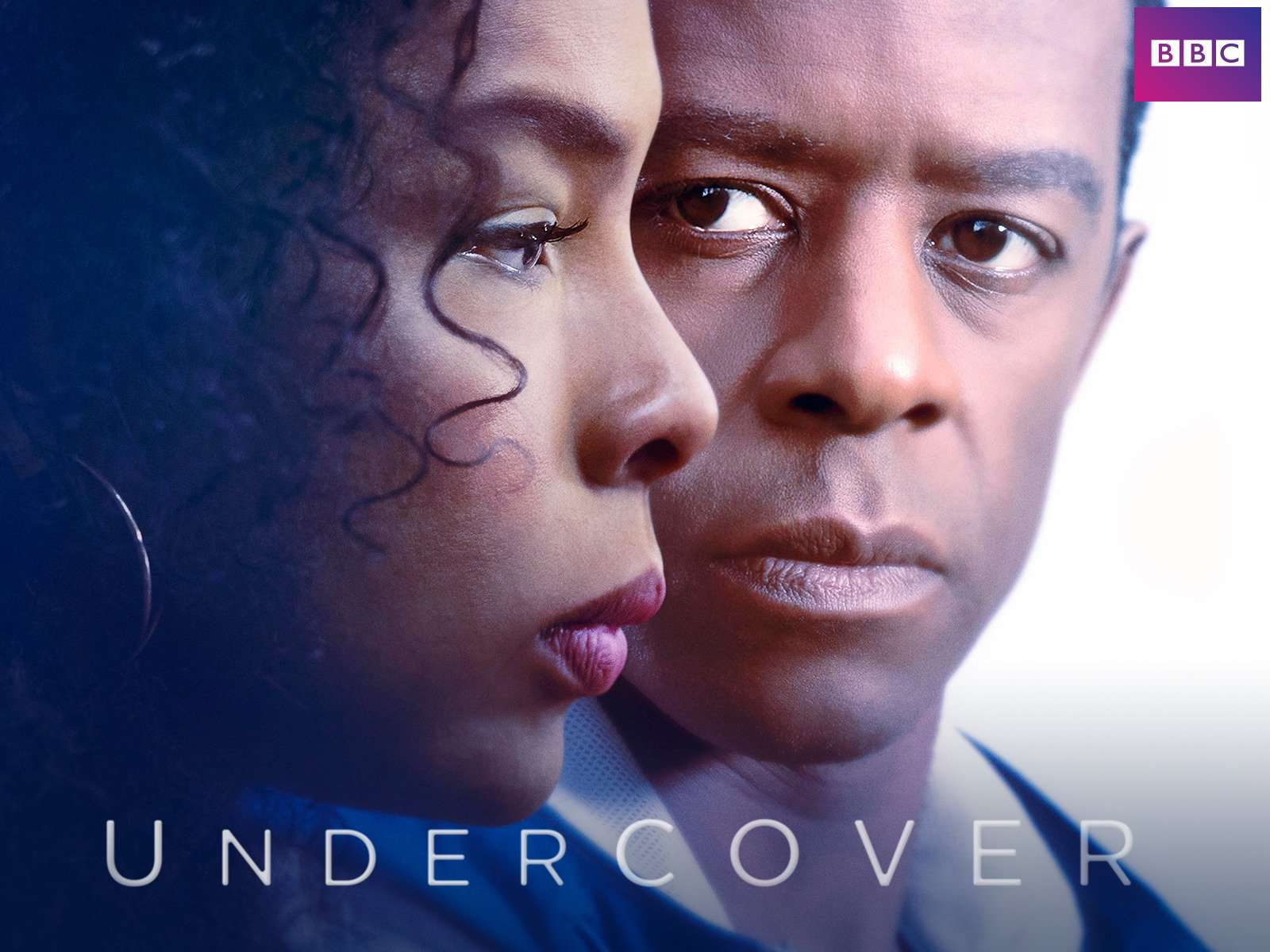 Sophie Okonedo and Adrian Lester in Undercover