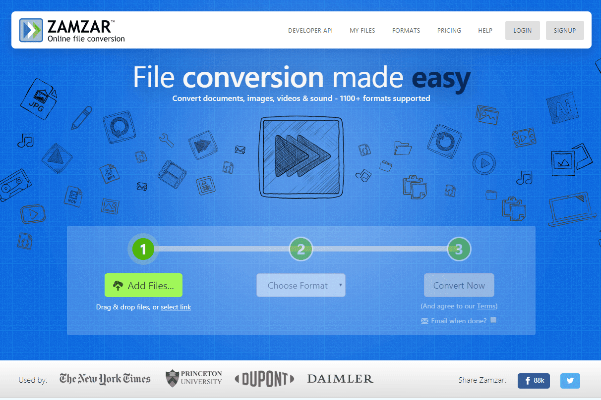 3 Free Document Converter Software Programs