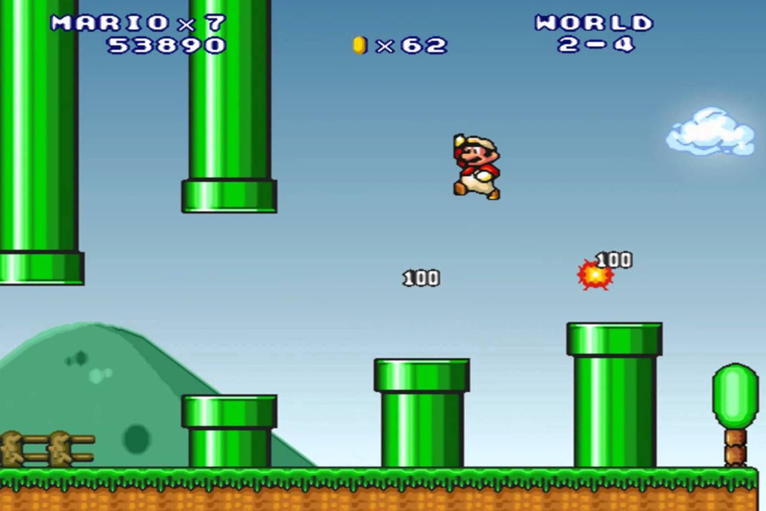 Free Download for 'Super Mario 3: Mario Forever' for PC