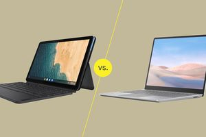 Laptop vs.
