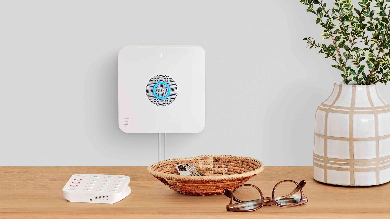Ring Alarm Pro on Wall