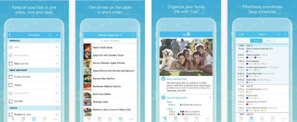 Cozi Family Organizer Best For Busy Families