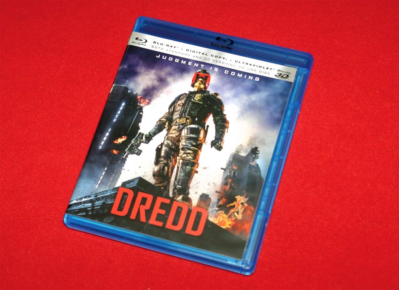 DREDD - 3D Blu-ray Disc