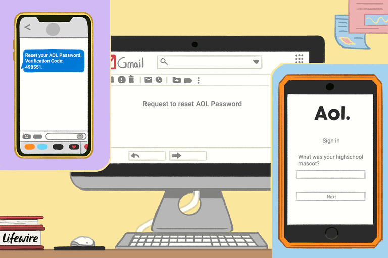 Learn to Easily Recover a Forgotten AOL Mail Password