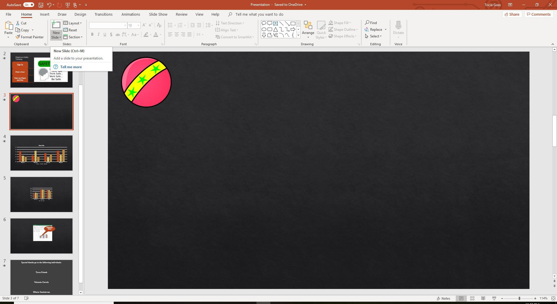 Add, Delete or Change the Order of PowerPoint Slides