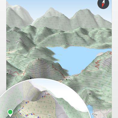 Review: Maps 3D Pro App for Offline Use