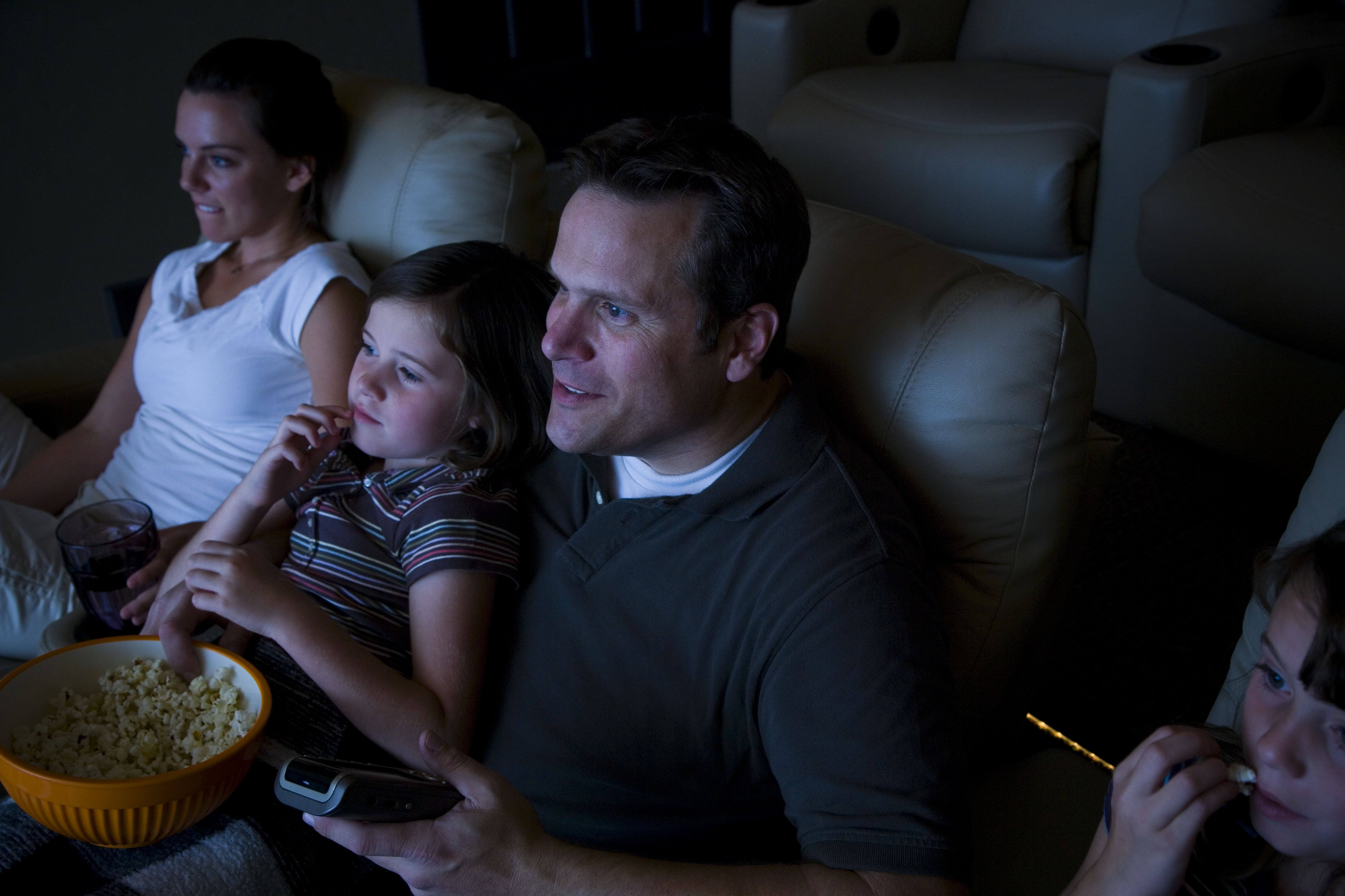 Streaming May Usher Final Scene for Movie Theaters