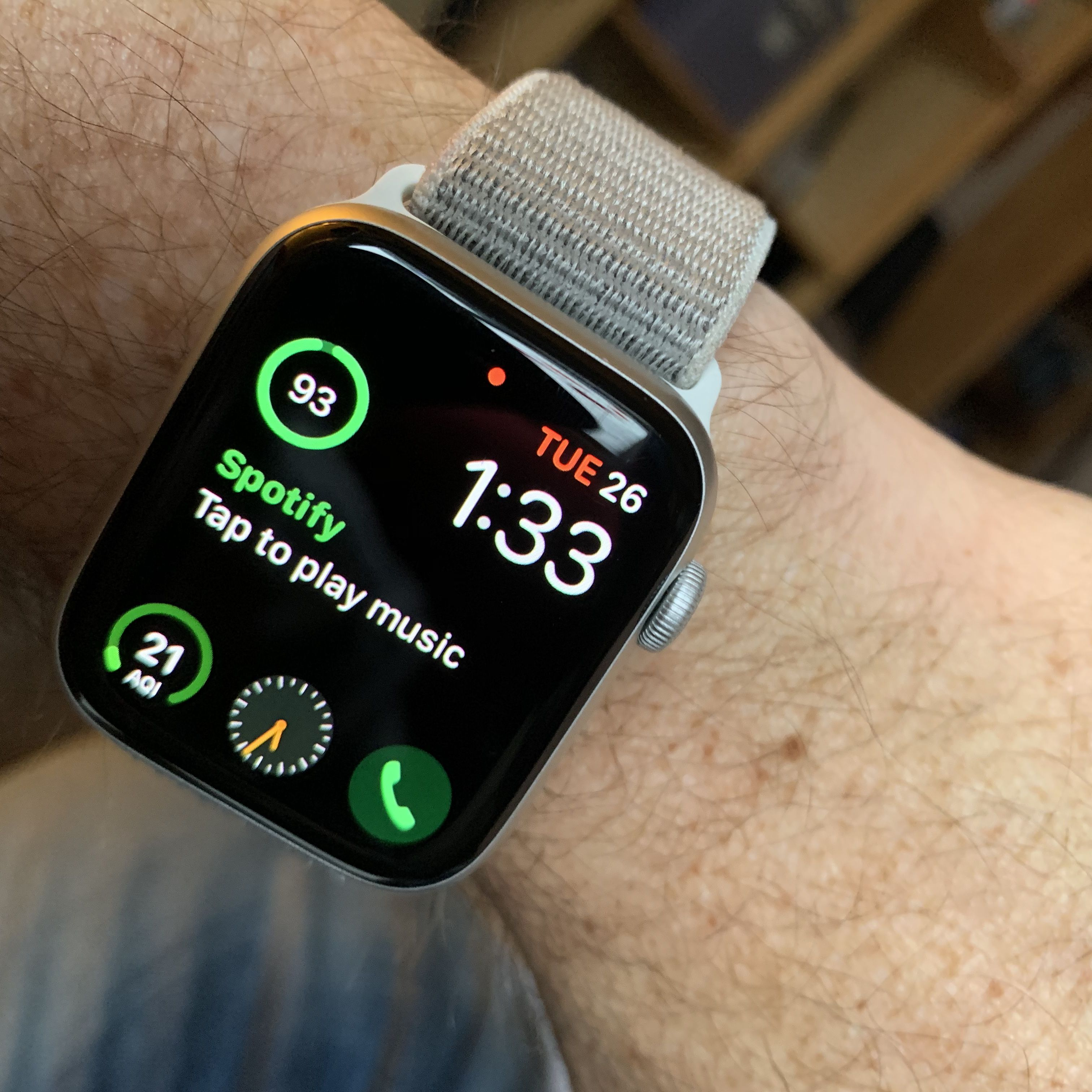 Get the Air Quality Index Complication on Your Apple Watch