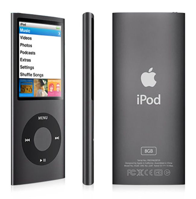 4th Gen. iPod nano
