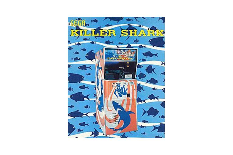 KIller Shark promo material