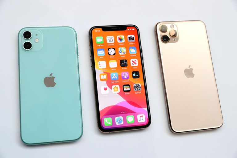 iPhone 11, iPhone 11 Pro, and iPhone 11 Pro Max