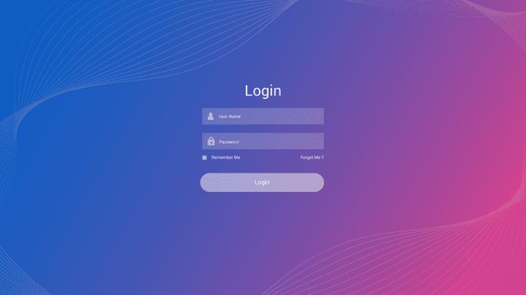 Image of the windows login screen