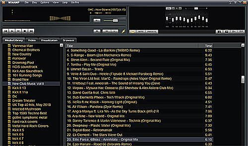 Streaming Music in Mumble: a Step-by-Step Guide
