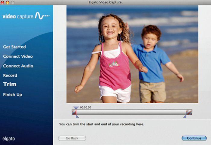Elgato Video Capture Software – Trim