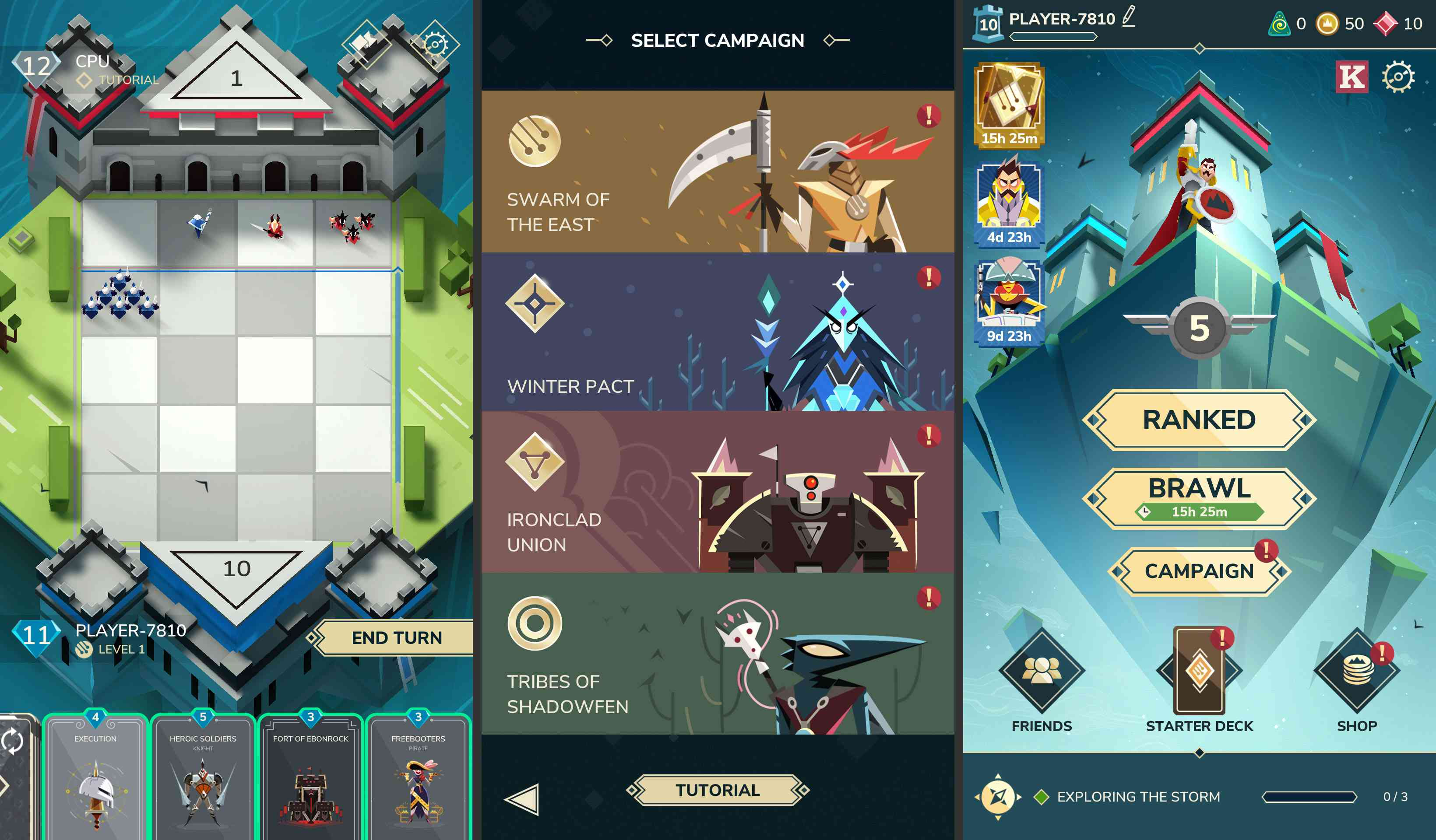 Stormbound: Kingdom Wars for Android