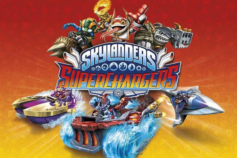 Skylanders Supercharges