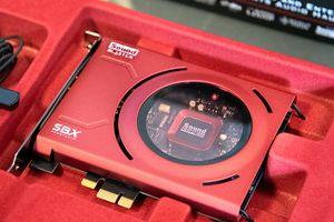 Sound Blaster Z