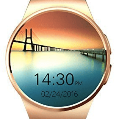 Smart Touch Bluetooth Smartwatch KW18
