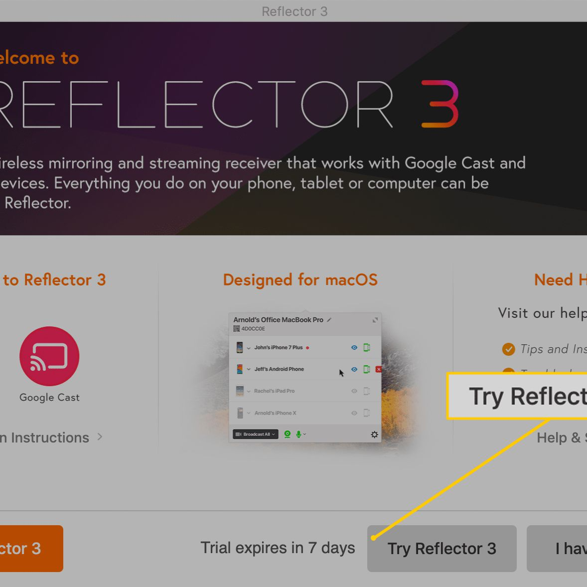 How to Mirror an iPhone to a Mac
