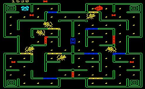 Mousetrap screenshot