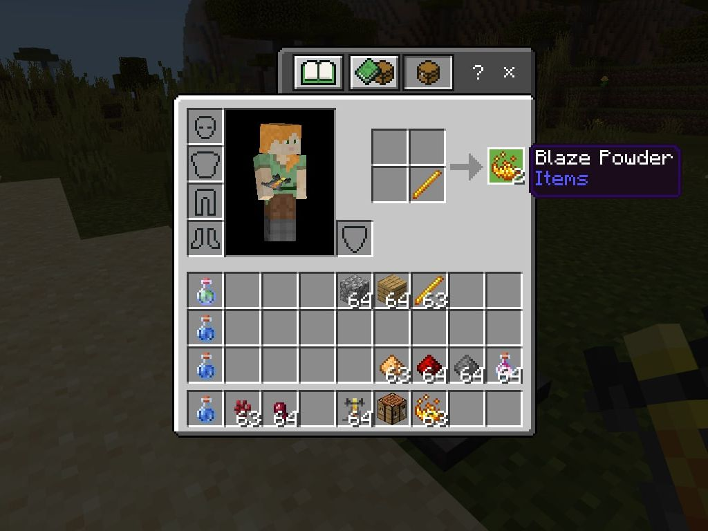 How to Make a Poison Potion in Minecraft