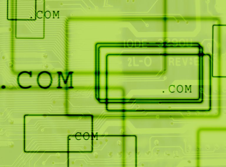 Com Is A Top Level Domain