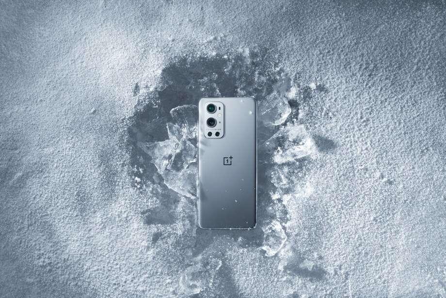 The OnePlus 9Pro camera.