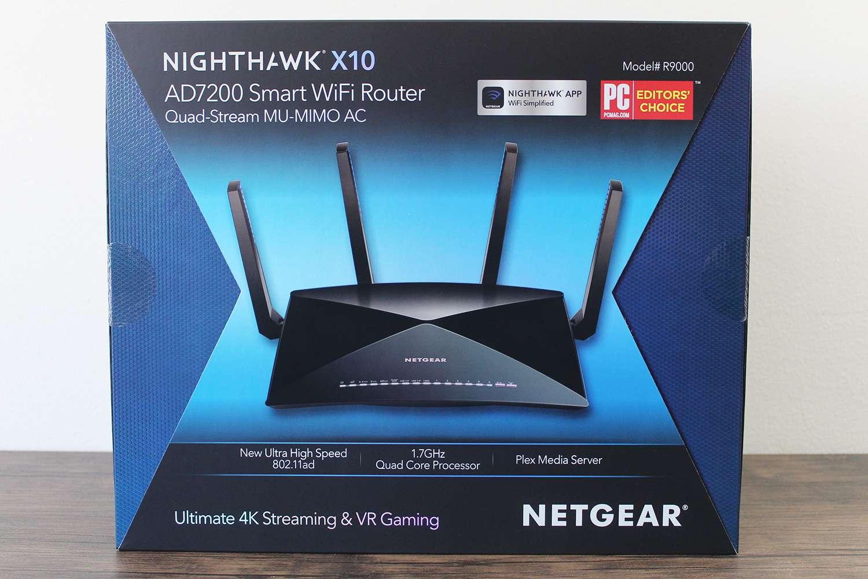 Netgear Nighthawk X10 AD7200 (R9000)