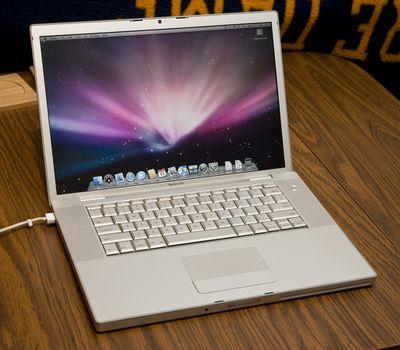 MacBook Pro with 3D Dock