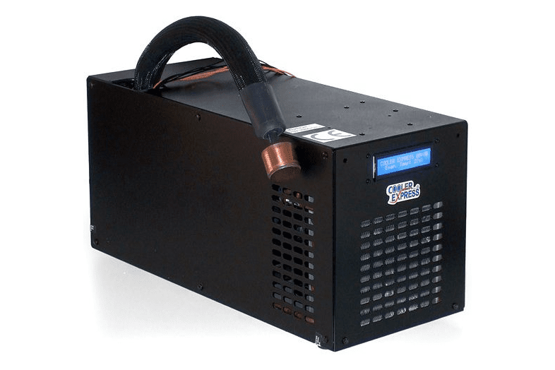 Cooler Express Super Single Evaporator CPU Cooling Unit