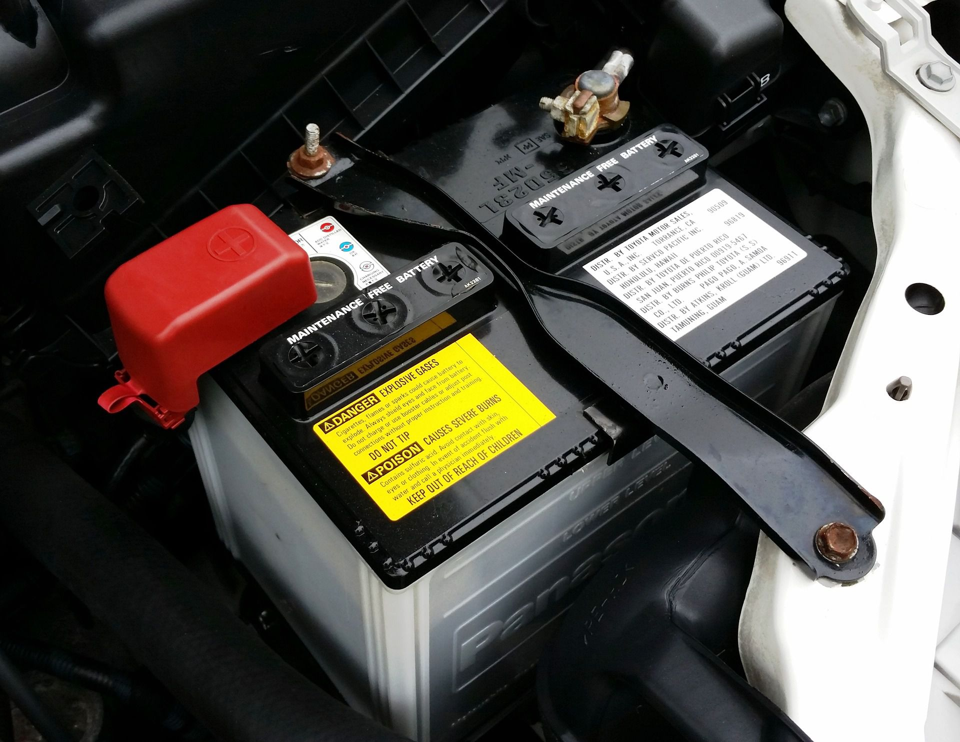 Why Your Car Wont Start Even Though The Lights Work Fuse Box In Clicks