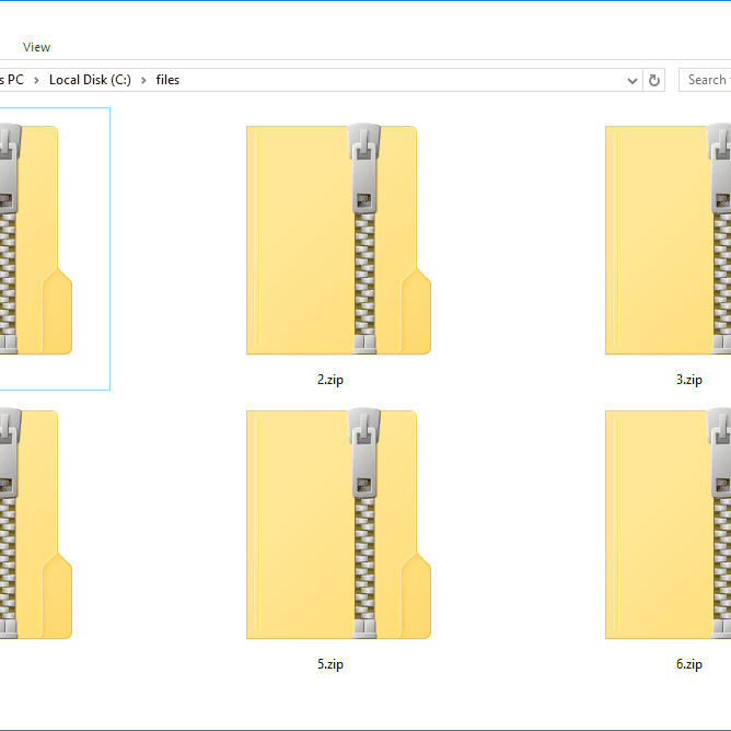 What Is a ZIP File?