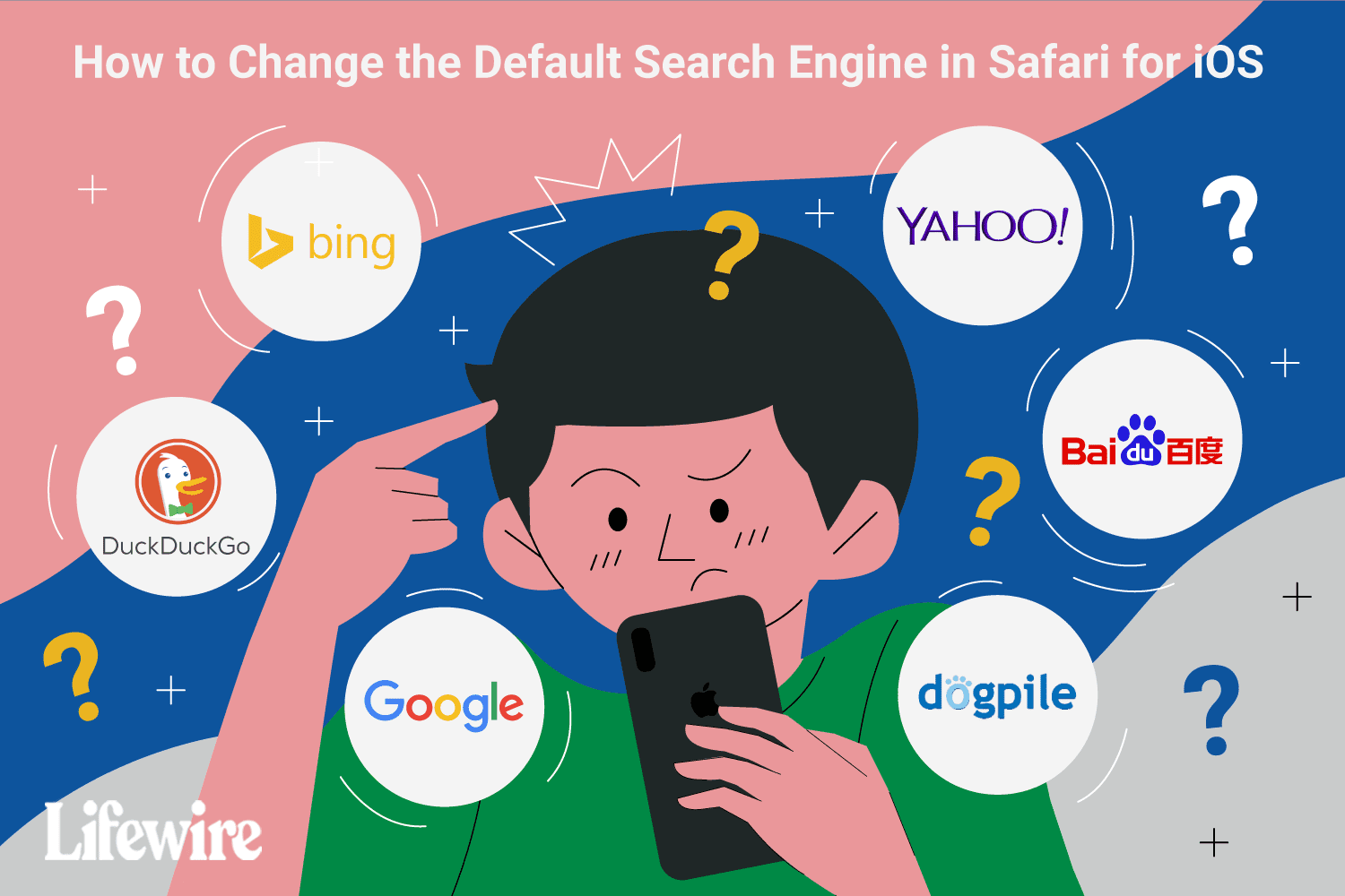 Find Out How to Change the Safari Default Search Engine in iOS