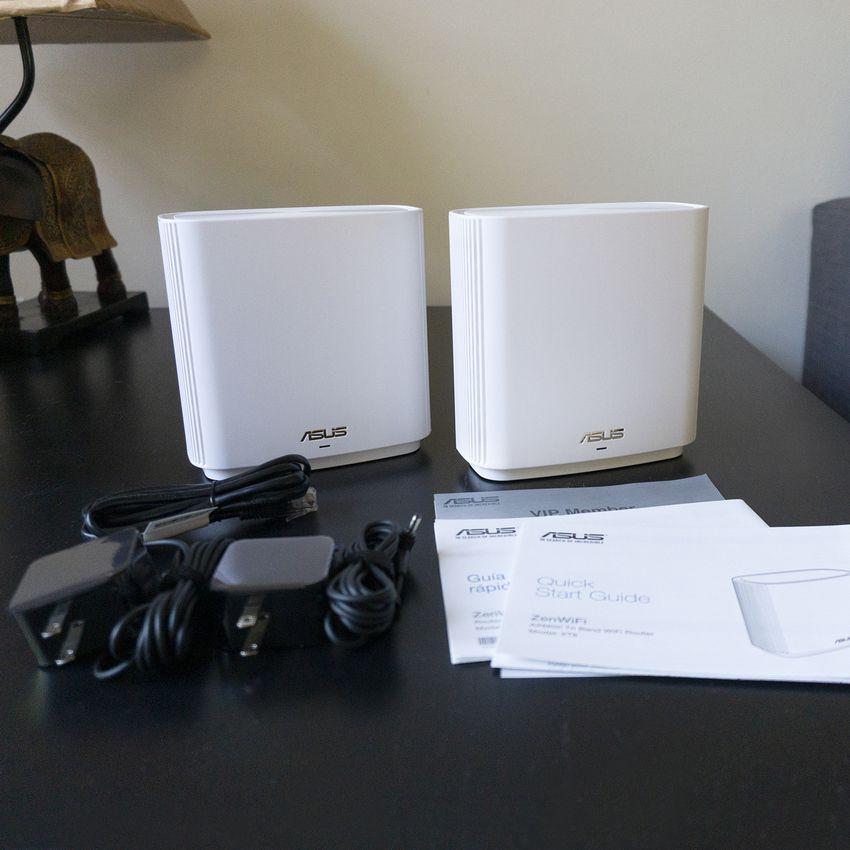 ASUS ZenWiFi AX6600