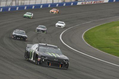NASCAR race.