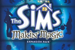 The Sims Makin' Magic Expansion pack