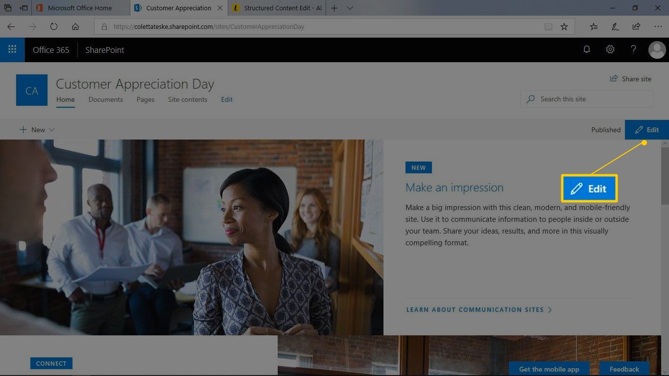 How to Set Up a SharePoint Site