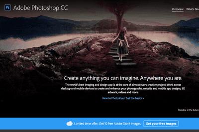 Adobe Photoshop CC screenshot