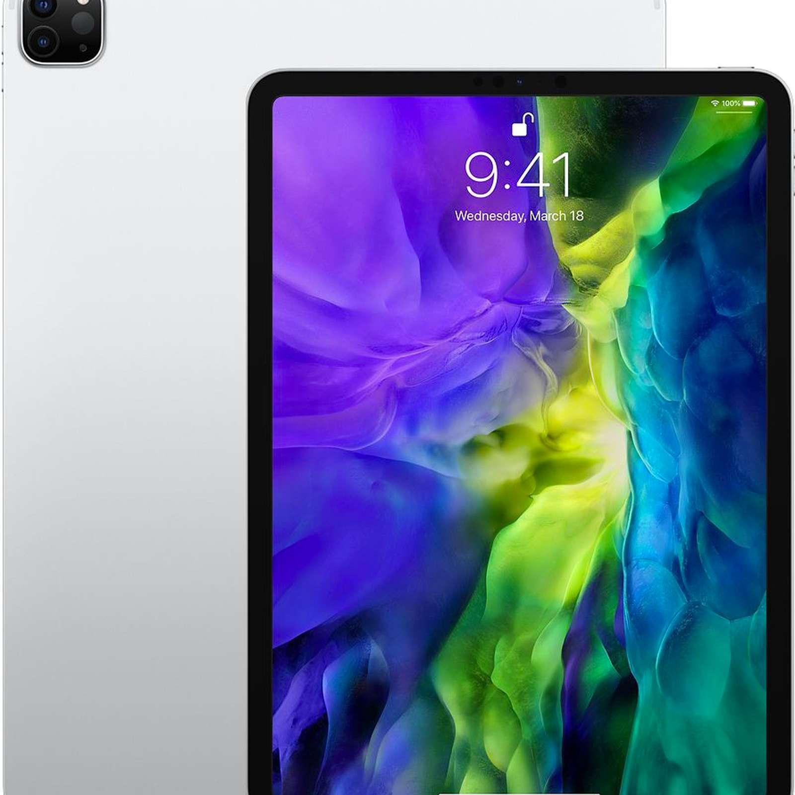 10.5-inch iPad Pro 2020