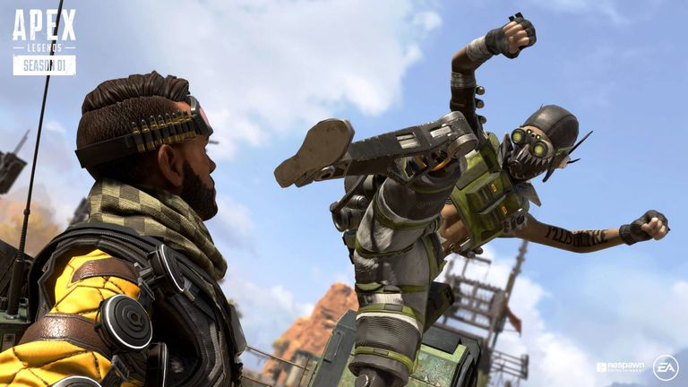 Screenshot of Apex Legends