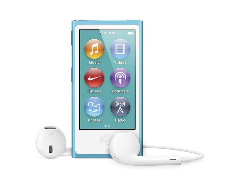 7th generation iPod nano