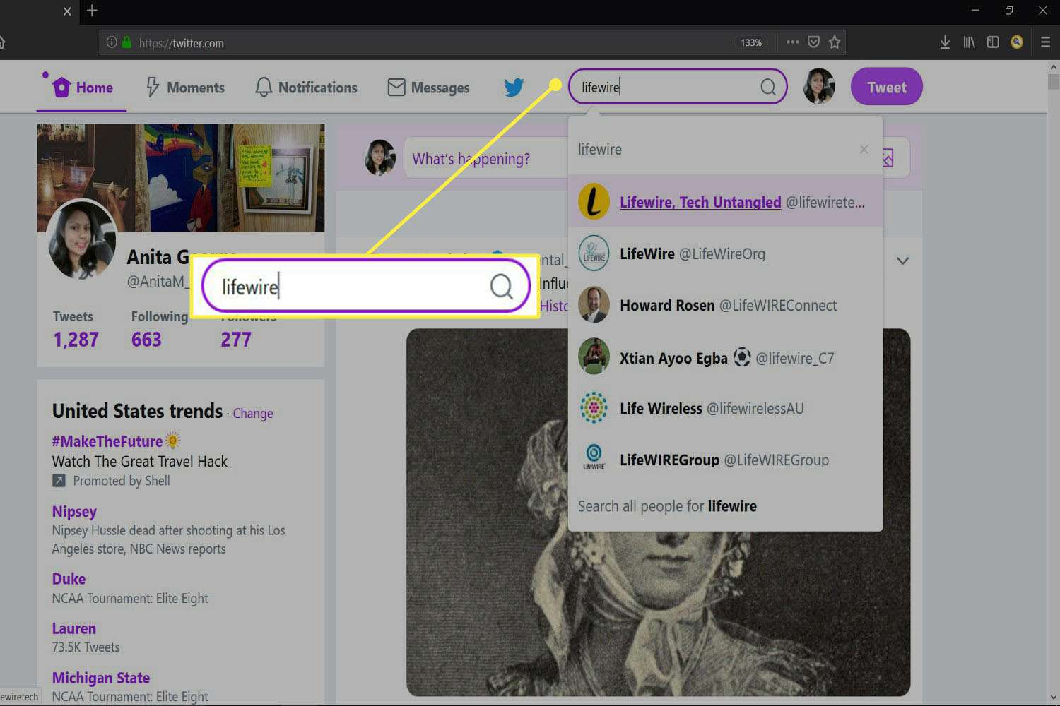 How to Use Twitter to Search for People