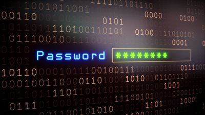 choosing a strong password to prevent hackers